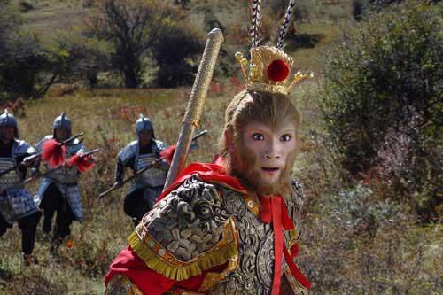 Tây Du Ký: 4 nhân vật đáng sợ nhất Tôn Ngộ Không từng đối đầu, 1 chiêu cũng không thể đánh trả - Ảnh 1