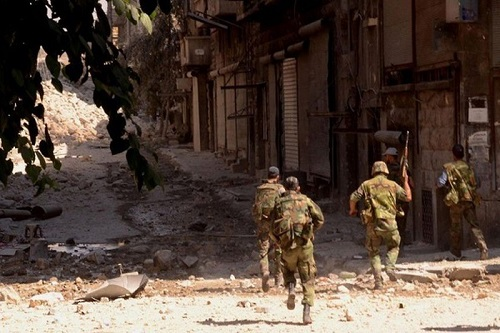 Tình hình chiến sự Syria mới nhất ngày 12/7: Quân đội Syria phá tan cuộc tấn công của khủng bố ở Latakia - Ảnh 1