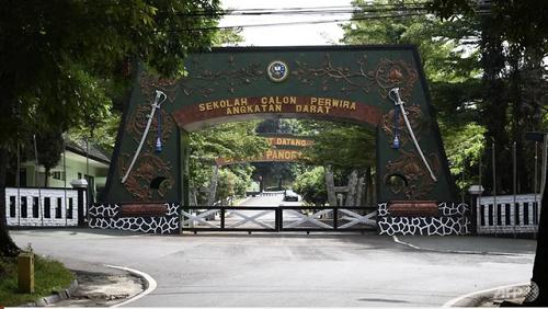 Gần 1.300 người dương tính Covid-19 tại trường quân sự ở Indonesia - Ảnh 1