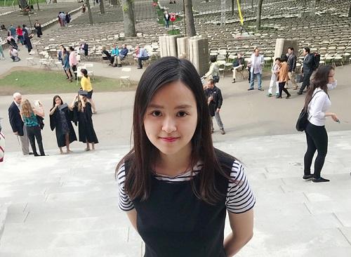 Du học sinh Việt ở Harvard đòi công lý cho sinh viên quốc tế trước luật hạn chế visa của Mỹ - Ảnh 1