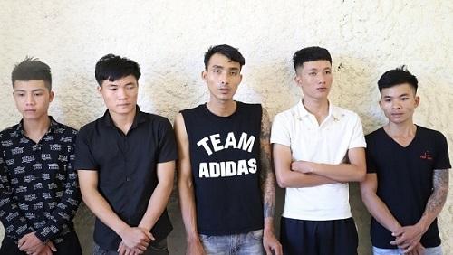 Hà Tĩnh: Khởi tố nhóm đối tượng cướp ô tô, ép tài xế ký giấy vay nợ - Ảnh 1