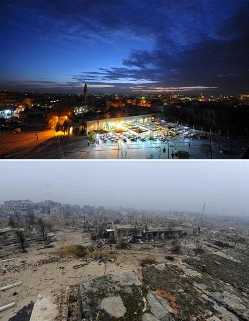 Nhìn lại khung cảnh Syria thanh bình, hoa lệ trước khi xảy ra nội chiến - Ảnh 1