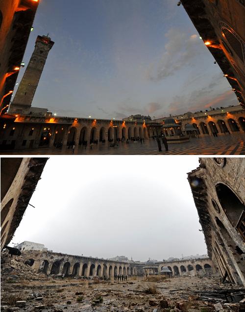 Nhìn lại khung cảnh Syria thanh bình, hoa lệ trước khi xảy ra nội chiến - Ảnh 4