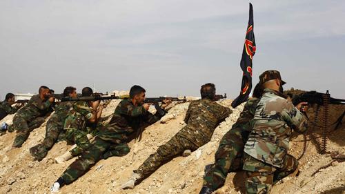 """Tình hình chiến sự Syria mới nhất ngày 28/7: 2 căn cứ quân sự Mỹ tại Iraq """"rung chuyển"""" - Ảnh 3"""