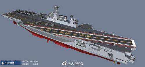 Trung Quốc lên kế hoạch đóng tàu đổ bộ Type-076 với công nghệ phóng điện từ - Ảnh 1