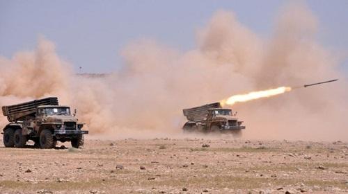 Tình hình chiến sự Syria mới nhất ngày 29/7: Quân đội Syria bắn phá dữ dội khủng bố ở Idlib-Latakia - Ảnh 1