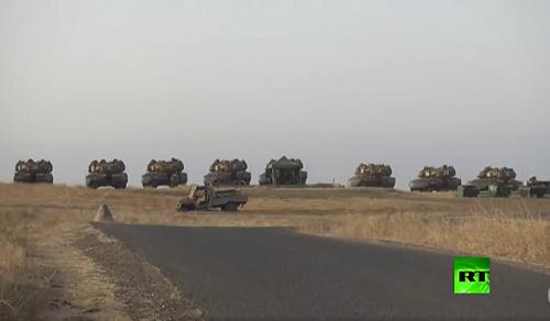 Tình hình chiến sự Syria mới nhất ngày 29/7: Quân đội Syria bắn phá dữ dội khủng bố ở Idlib-Latakia - Ảnh 2