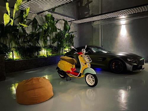 Cường Đô La chứng minh độ chiều vợ khi tặng hẳn chiếc xe máy phiên bản giới hạn hơn trăm triệu đồng đi cho vui - Ảnh 2