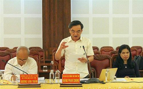 """Tranh luận quanh việc Phó Chủ tịch Thường trực HĐND tỉnh Gia Lai """"yêu cầu"""" tòa cung cấp hồ sơ vụ án - Ảnh 1"""