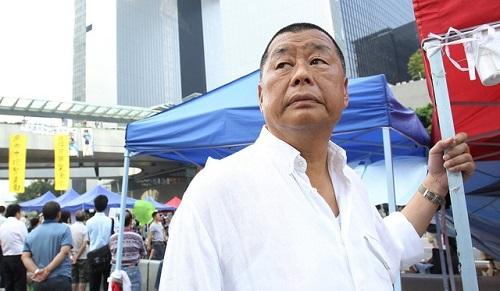 Ông trùm truyền thông Hong Kong bị bắt giữ theo luật an ninh quốc gia mới - Ảnh 1