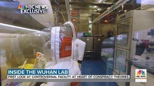 Phòng thí nghiệm bị nghi rò rỉ virus corona mở cửa chào đón phóng viên Mỹ - Ảnh 3
