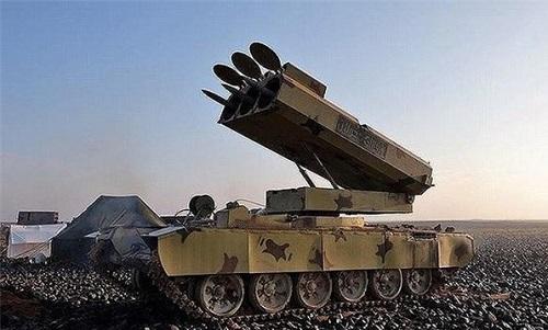 Tình hình chiến sự Syria mới nhất ngày 11/8: SAA dội siêu tên lửa vào căn cứ mới phiến quân khủng bố - Ảnh 1
