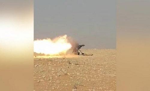"""Tình hình chiến sự Syria mới nhất ngày 16/8: T-62M SAA bị """"sát thủ"""" chống tăng của phiến quân đánh bại - Ảnh 1"""