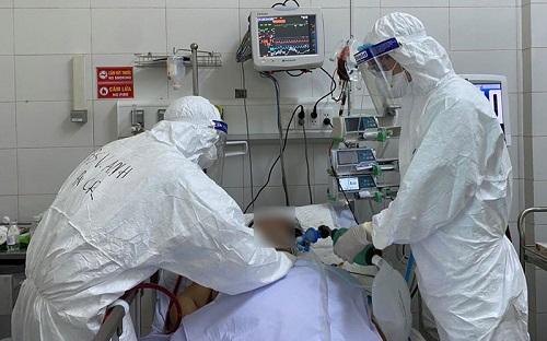 Trường hợp mắc Covid-19 thứ 24 tử vong vì bệnh lý nền nặng - Ảnh 1