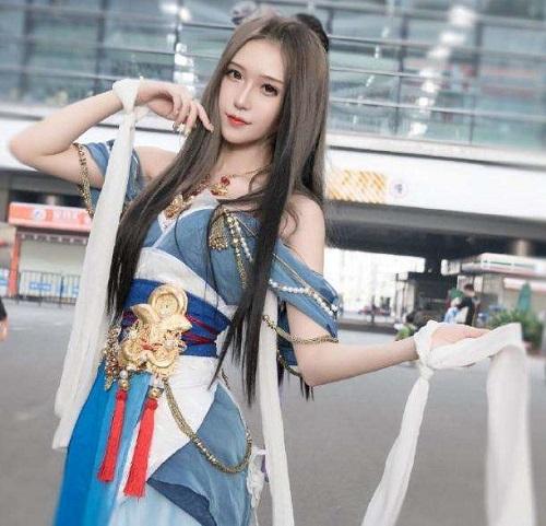 """Thao thức suốt đêm với loạt ảnh nóng bỏng của """"đệ nhất nữ thần"""" cosplay Trung Quốc - Ảnh 4"""
