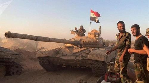 Tình hình chiến sự Syria mới nhất ngày 21/8: Mỹ có thêm siêu đại pháo tầm bắn 100km - Ảnh 4