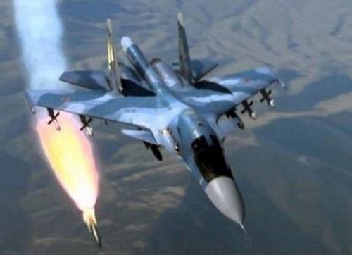 """Tình hình chiến sự Syria mới nhất ngày 24/8: Nga tiếp tục dội """"mưa bom"""" vào IS ở miền Trung Syria - Ảnh 1"""