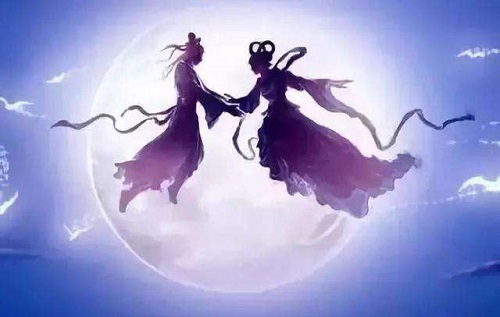 Lễ Thất Tịch ở Trung Quốc: Ngày các cô gái chứng minh sự trưởng thành, tìm kiếm mối tình sắt son như Ngưu Lang- Chức Nữ - Ảnh 1