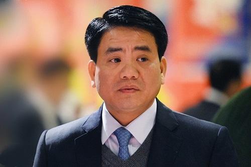 Khởi tố, bắt tạm giam ông Nguyễn Đức Chung về hành vi Chiếm đoạt tài liệu bí mật nhà nước - Ảnh 1