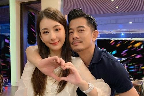 Nhan sắc trời ban của người mẫu hạng B, đổi đời nhờ làm vợ thiên vương Quách Phú Thành - Ảnh 7