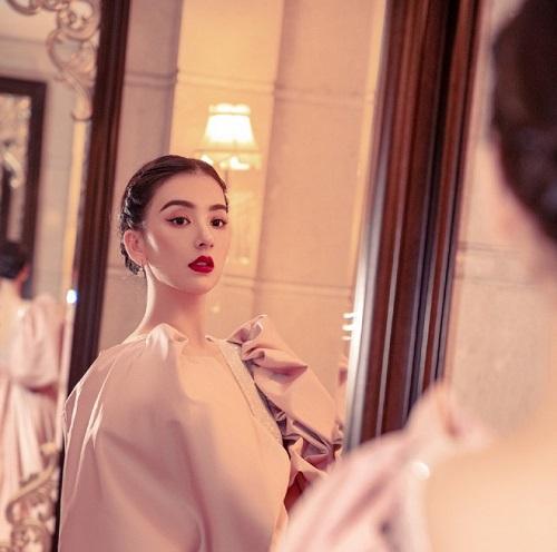 Nhan sắc trời ban của người mẫu hạng B, đổi đời nhờ làm vợ thiên vương Quách Phú Thành - Ảnh 4