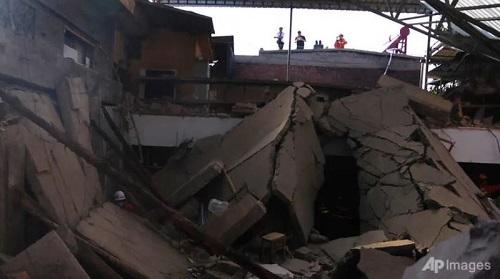 Vụ sập nhà hàng kinh hoàng tại Trung Quốc: 29 người thiệt mạng - Ảnh 4