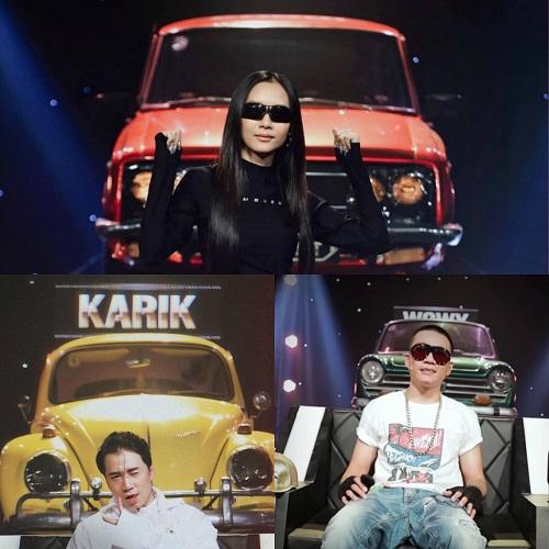 """Danh tính chàng soái ca 9x là chủ nhân của những siêu xe xịn xò trong """"Rap Việt"""" - Ảnh 2"""