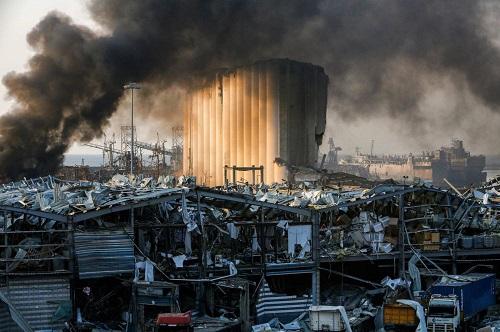 Nhà ngoại giao Đức thiệt mạng trong vụ nổ thảm khốc ở Lebanon - Ảnh 1
