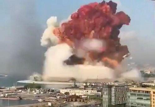 """Lebanon từ chối điều tra quốc tế vụ nổ Beirut vì lo """"suy giảm sự thật"""" - Ảnh 1"""