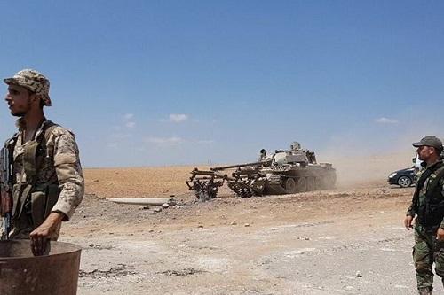 Tình hình chiến sự Syria mới nhất ngày 1/9: Israel dội mưa tên lửa vào Syria, nhiều binh sĩ thương vong - Ảnh 3