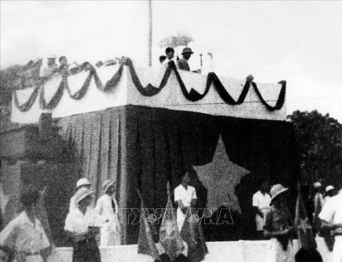 Quảng trường Ba Đình – Nơi ghi dấu nhiều sự kiện trọng đại của đất nước - Ảnh 1