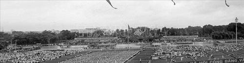 Quảng trường Ba Đình – Nơi ghi dấu nhiều sự kiện trọng đại của đất nước - Ảnh 8