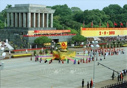 Quảng trường Ba Đình – Nơi ghi dấu nhiều sự kiện trọng đại của đất nước - Ảnh 10