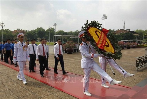 Quảng trường Ba Đình – Nơi ghi dấu nhiều sự kiện trọng đại của đất nước - Ảnh 13
