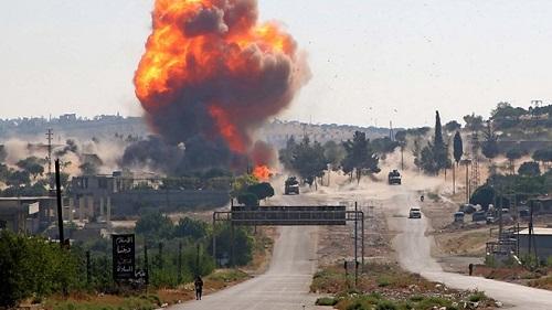 Tình hình chiến sự Syria mới nhất ngày 11/9: Thêm một binh sĩ Nga tử trận tại Syria - Ảnh 1