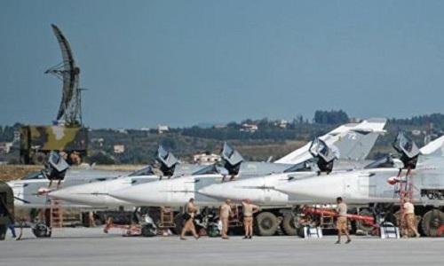 Tình hình chiến sự Syria mới nhất ngày 12/9: Nga tăng cường sức mạnh cho không quân Syria - Ảnh 1