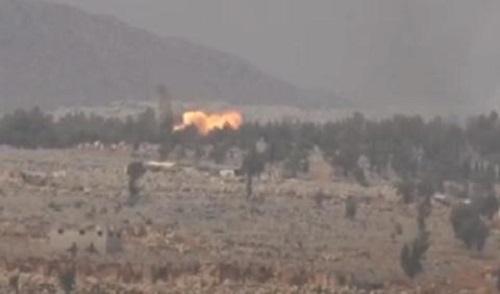 Tình hình chiến sự Syria mới nhất ngày 13/9: Israel dùng căn cứ Mỹ để dội bom xuống Syria - Ảnh 3