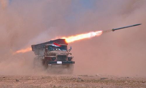 Tình hình chiến sự Syria mới nhất ngày 14/9: Quân đội Syria nã pháo dữ dội vào phiến quân ở Idlib - Ảnh 1