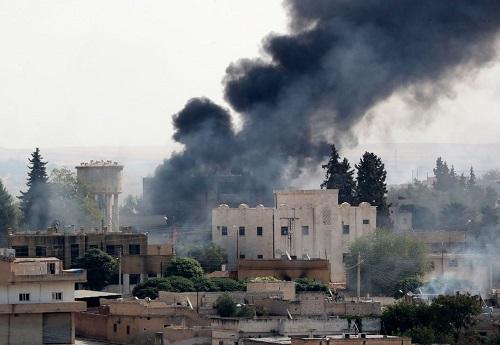 Tình hình chiến sự Syria mới nhất ngày 15/9: Phòng không Mỹ đánh chặn tên lửa tấn công Vùng Xanh - Ảnh 2