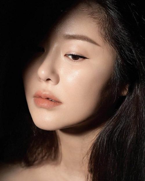Xuýt xoa với nhan sắc thanh tú như thiếu nữ 18 của nữ diễn viên bị gia tộc Samsung ruồng bỏ - Ảnh 4