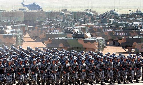 Ấn Độ tố Trung Quốc tăng cường 10.000 quân tới khu vực biên giới - Ảnh 1