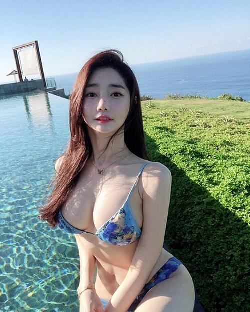 Những hot girl xứ Hàn dù hở bạo hay kín đáo cũng đều gây bão nhờ thân hình vệ nữ trời ban - Ảnh 7
