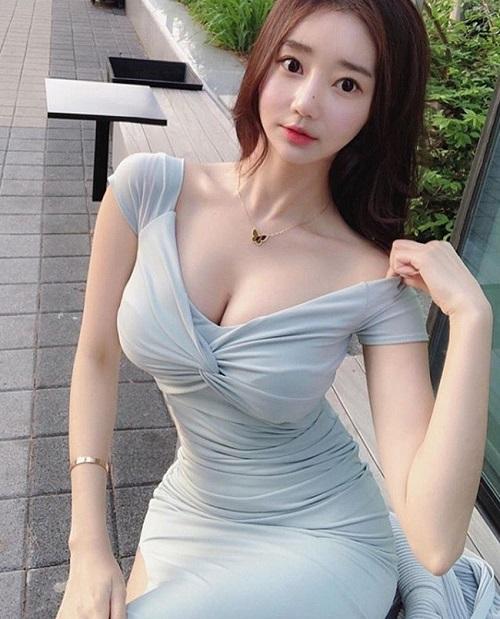 Những hot girl xứ Hàn dù hở bạo hay kín đáo cũng đều gây bão nhờ thân hình vệ nữ trời ban - Ảnh 9