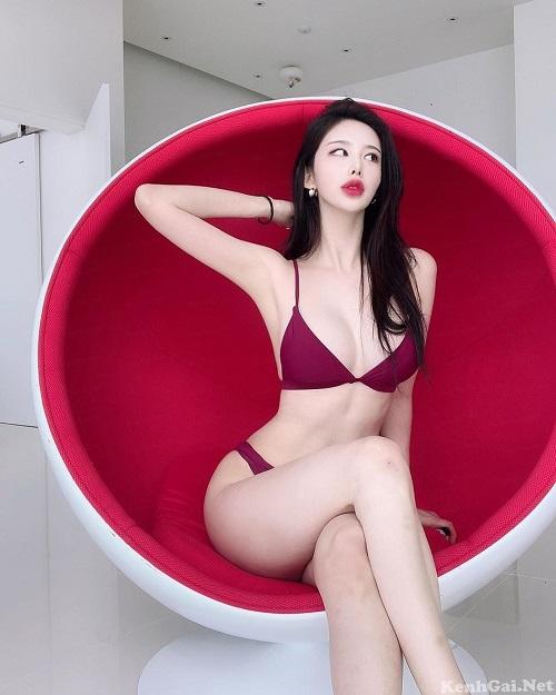 Những hot girl xứ Hàn dù hở bạo hay kín đáo cũng đều gây bão nhờ thân hình vệ nữ trời ban - Ảnh 10