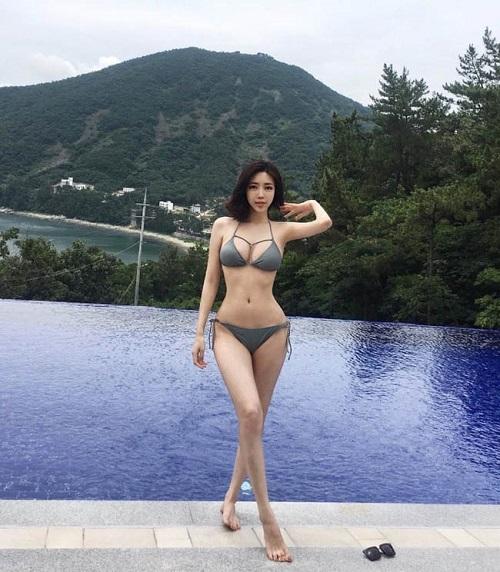 Những hot girl xứ Hàn dù hở bạo hay kín đáo cũng đều gây bão nhờ thân hình vệ nữ trời ban - Ảnh 2
