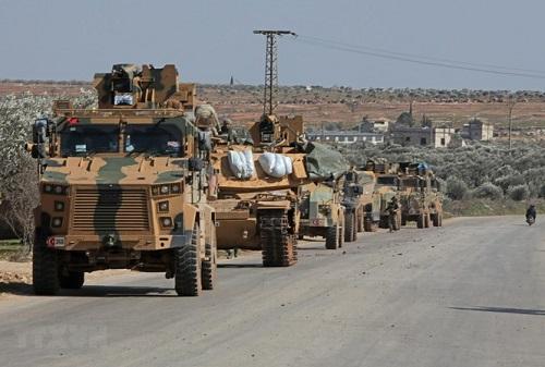 Tình hình chiến sự Syria mới nhất ngày 19/9: Mỹ tăng cường sức mạnh, điều tàu sân bay tới vùng vịnh - Ảnh 2