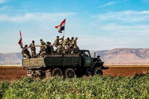 """Tình hình chiến sự Syria mới nhất ngày 20/9: """"Kẻ hủy diệt"""" âm thầm của quân đội Nga tại Syria - Ảnh 1"""
