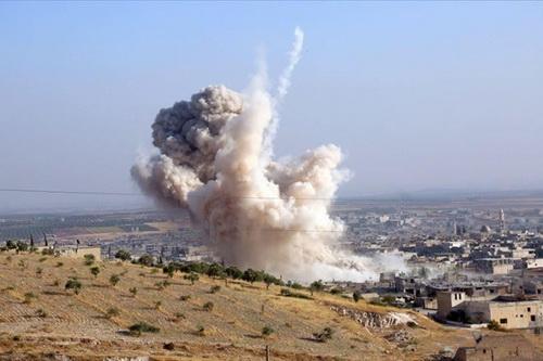 """Tình hình chiến sự Syria mới nhất ngày 20/9: """"Kẻ hủy diệt"""" âm thầm của quân đội Nga tại Syria - Ảnh 2"""
