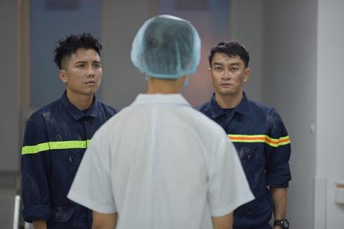 """Lửa ấm: Bộ phim Việt Nam đầu tiên """"đặc tả"""" về lính cứu hỏa lên sóng - Ảnh 3"""