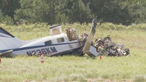 Rơi máy bay khiến 4 người thiệt mạng tại Mỹ - Ảnh 1